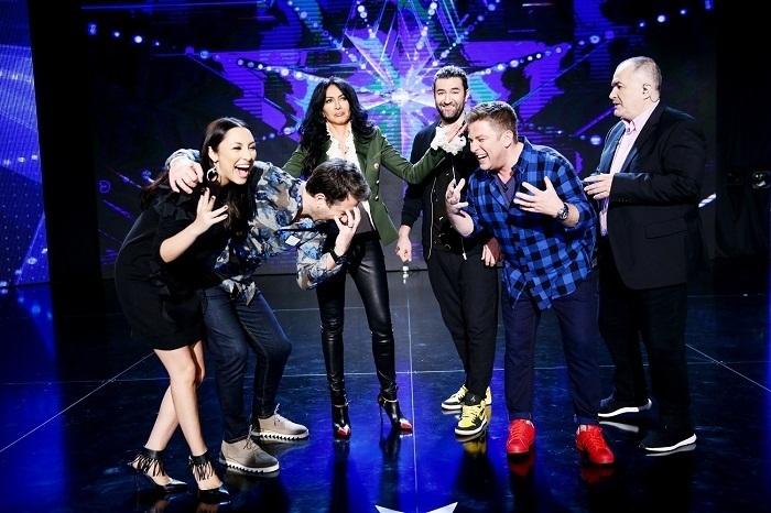 AUDIENŢE TV: Un nou record pentru ROMANII AU TALENT, fiecare ediție a fost urmărită de peste 50% dintre telespectatorii din segmentul comercial!