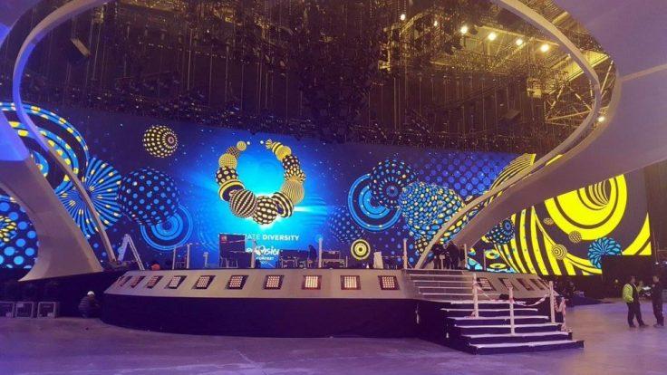 SCENA EUROVISION KIEV 2017