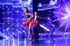 Roxana Dinca si Lucian Boldojan