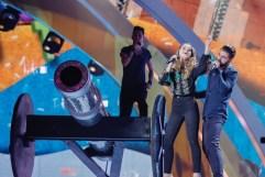 EUROVISION 2016. Primele repetitii de la Kiev, Ilinca si Alex Florea, TVR (2)