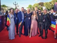 delegatia Romaniei EUROVISION 2017