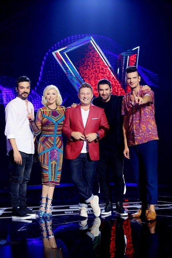 AUDIENTE TV: Vineri, antrenorii au ales primii șapte concurenți care merg în etapa următoare la Vocea României! Show-ul, lider de audienţă!