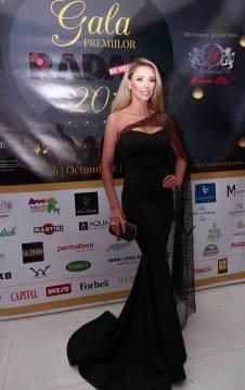 BIANCA DRAGUSANU - PREMIILE RADAR DE MEDIA 2017