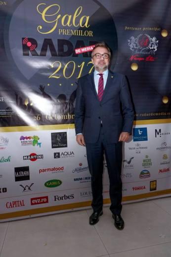 LUCIAN ROMASCANU - PREMIILE RADAR DE MEDIA 2017
