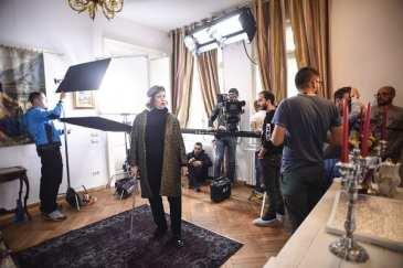 FRUCTUL OPRIT, ANTENA 1 - filmari (3)