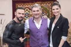 Alina Pușcaș și Cornel Păsat, mircea radu - ie romania