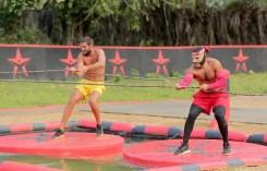 Exatlon_Catalin Cazacu vs Hijo de Octagon, KANAL D