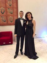 Camelia Vacaru si Marius Constantinescu Gala