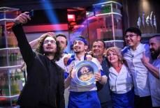 Bogdan Vandici este câştigătorul CHEFI LA CUŢITE