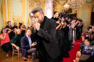 prezentare de moda Catalin Botezatu la Paris Fashion Week (5)