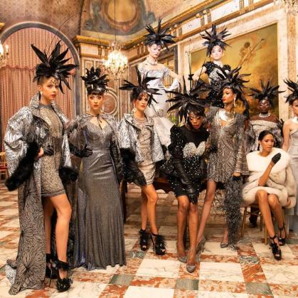 prezentare de moda Catalin Botezatu la Paris Fashion Week (8)