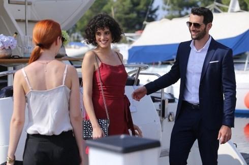 Eliza, Roxana si Vlad