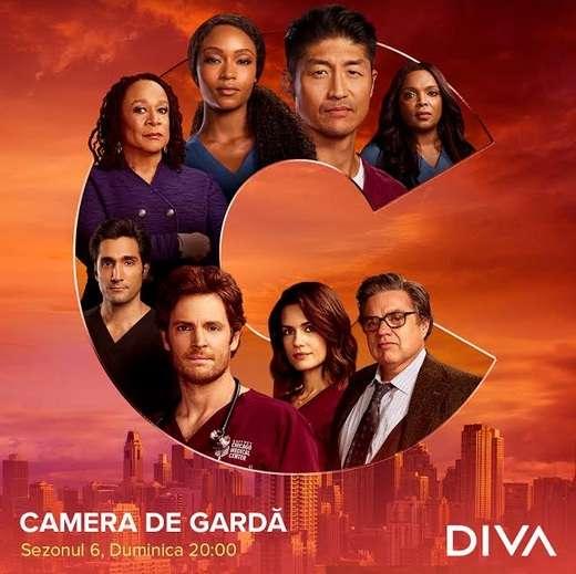Mult aşteptatul serial Camera de gardă se întoarce la DIVA cu un nou sezon!