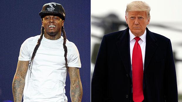 Lil Wayne, Donald Trump
