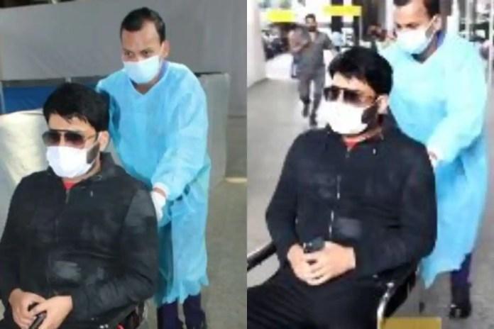 Kapil Sharma Finally Breaks Silence on Being on Wheelchair, Says