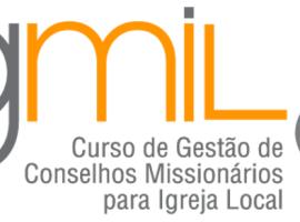 Curso de Gestão de Conselhos Missionários para a Igreja Local