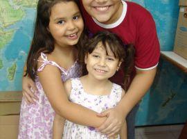 Filhos de missionários em missão no mundo