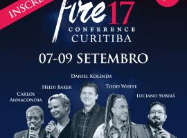Curitiba recebe, Fire Conference, evento internacional sobre missões