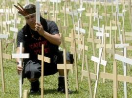 Taxa de mortalidade envolvendo suicídio é grande entre indígenas, aponta boletim
