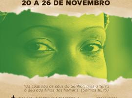 Semana Nacional de Oração pelos Quilombolas acontece de 20 a 26 de novembro