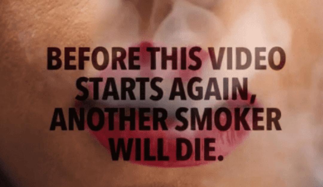 QUIT's Creative Vine Campaign For World No Tobacco Day