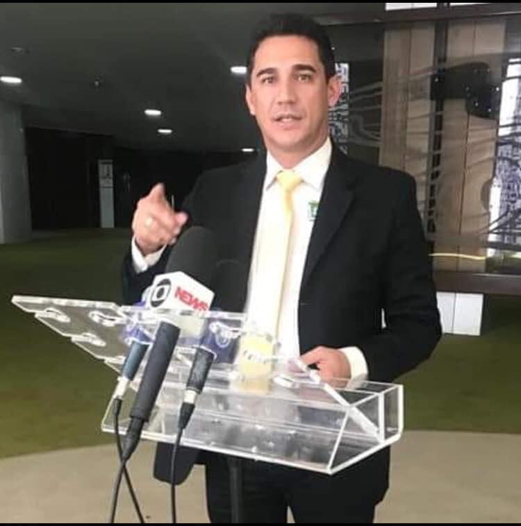 Radar Sertanejo   Vereador Ronaldo Cunha é alvejado com tiro e morre a caminho do hospital, em São José de Piranhas