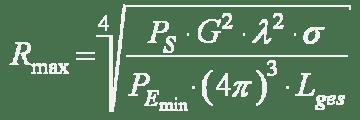 Formül (14): Geliştirilmiş bir formül (13) tür: Formül (13) teki paydaya toplam kayıp katsayısı L ges (top) eklenmiştir.