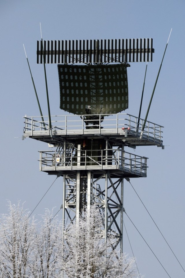 ATC Radar System - Alpha Aviator