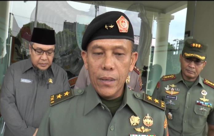 Kepala Bandiklat Kemhan RI Buka Pelatihan Kursus Bela Negara