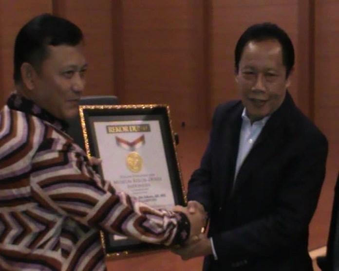Muri Beri Penghargaan Kapolda Lampung