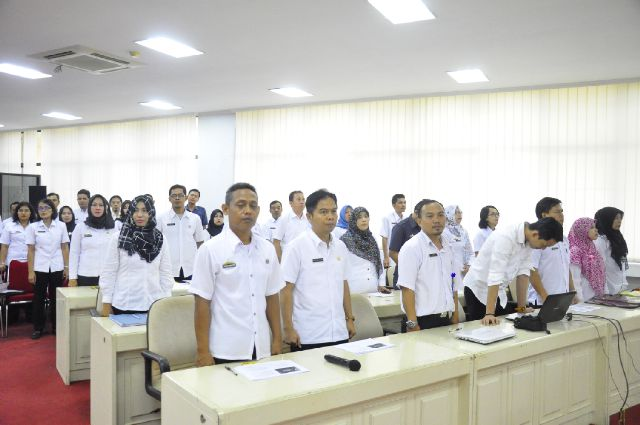 Pemprov Lampung Gelar Sosialisasi pembinaan Administrasi Perbendaharaan
