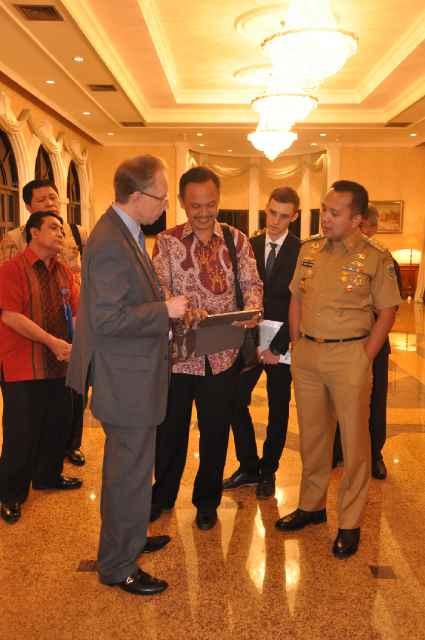 Pertemuan Gubernur Lampung Dengan Dubes Rusia Buka Peluang Investasi