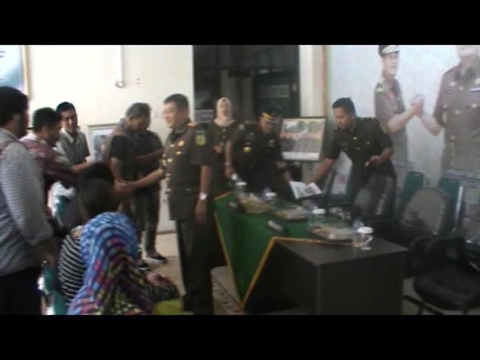 Kejati Lampung Segera Limpahkan Berkas 4 Tersangka Korupsi