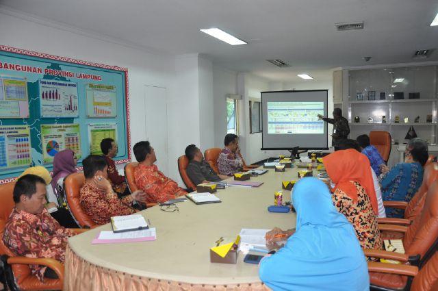 Pemprov Lampung Jalin Kerjasama Dengan BI Pantau Inflasi Daerah