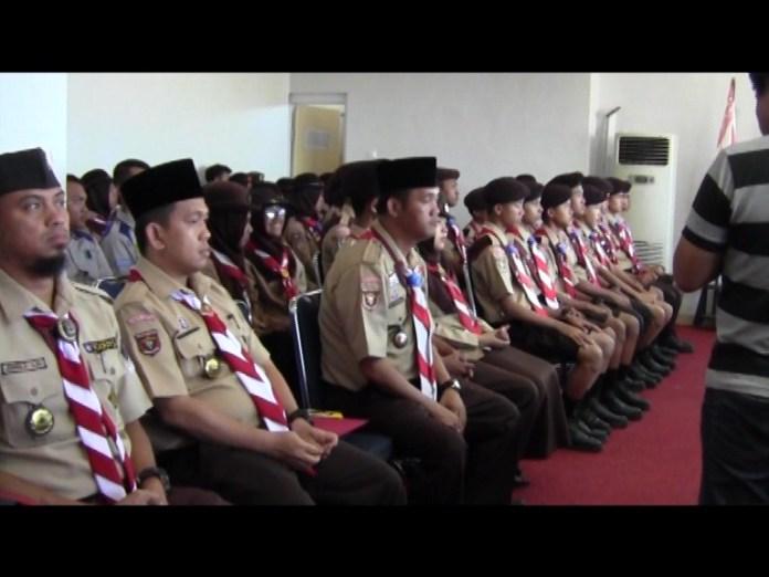 Walikota Berpesan Agar Para Peserta Jambore Nasional Kompak