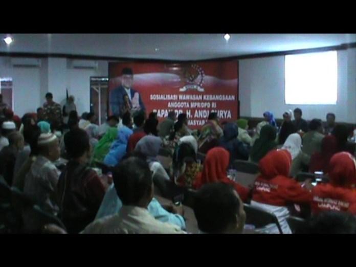 Provinsi Lampung Masih Banyak Desa Tertinggal