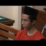 Remaja Pembunuh Pasangan Lansia Jalani Sidang Perdana
