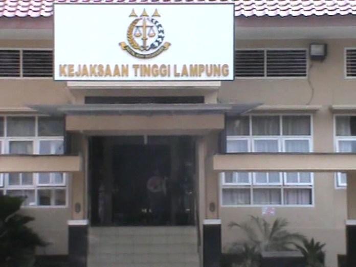 Kejati Lampung Tetapkan Tersangka Baru