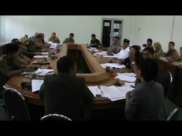DPRD Lamteng Bahas Raperda Tentang Wajar 12 Tahun