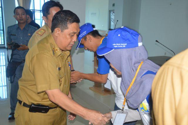 Lomba Pekerja Konstruksi Jadi Tolak Ukur Pembangunan Insfrastruktur Provinsi Lampung