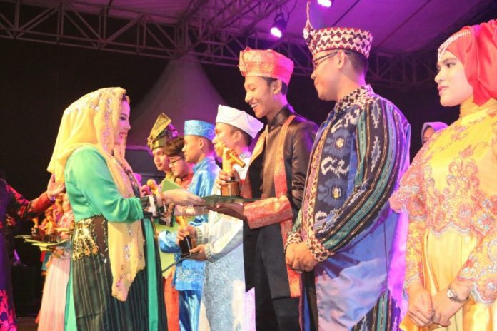 Festival Seni Qasidah Bintang Vokalis Nasional ke XXI Sukses Digelar
