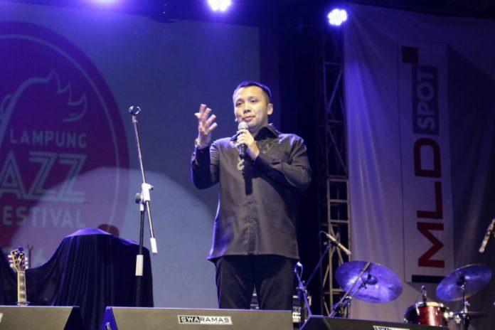 Gubernur Lampung Apresiasi Acara Lampung Jazz Festival