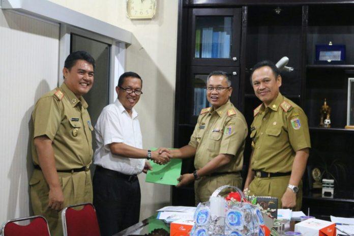 Pemprov Tunjuk PT. LJU Sebagai Pengelola Kawasan Industri Provinsi Lampung