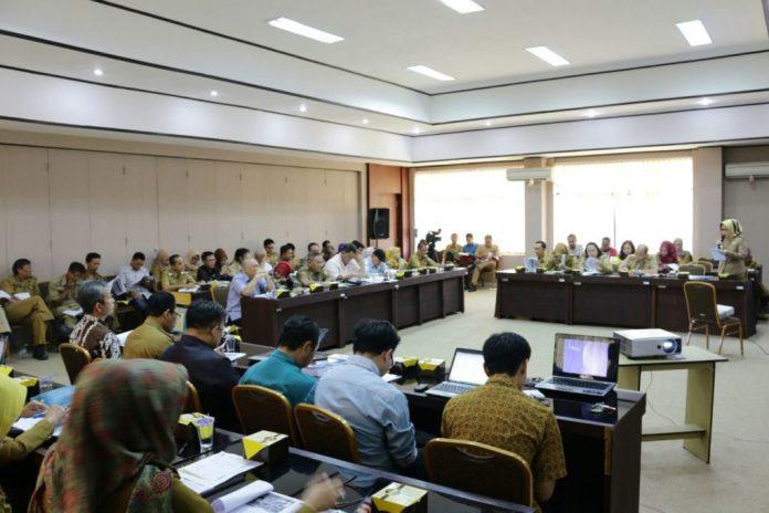 Provinsi Lampung Dirasa Perlu Mereview Kembali Rencana Induk Pembangunan Wisata Daerah