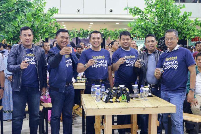 Lampung Coffee Festival Ditutup, Gubernur Apresiasi Antusias Pencinta Kopi