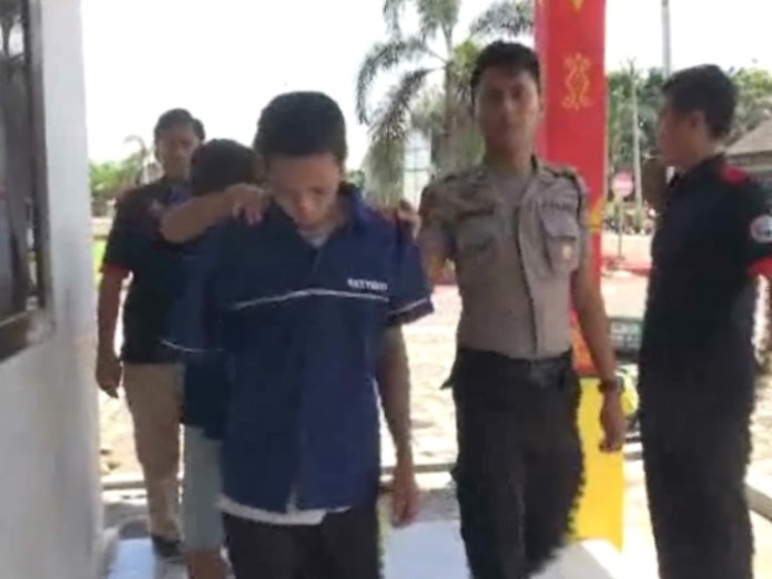 Berantas Narkotika Polres Lamtim Bekuk Lima Tersangka Pengedar Sabu