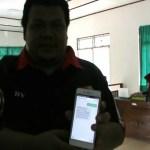 Sidang Tilang Gunakan SMS Gateway