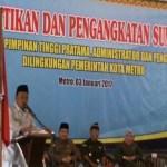 DPRD Minta Rolling Ulang Tujuh Dinas dan Badan Masih Kosong Pejabat