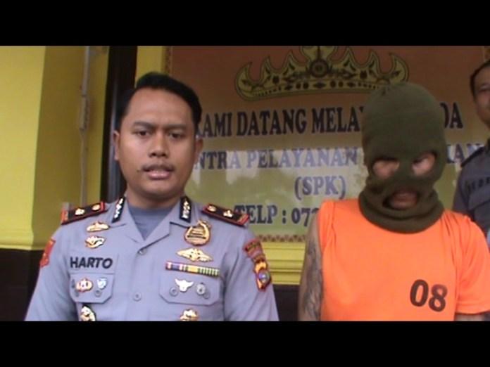 Curanmor, Polisi Tembak Kaki Penadah Pencuri Sepeda Motor