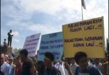 Sengketa Lahan Register 38, Pemkab Lampung Timur Lepas Tangan Terkait Tuntutan Warga